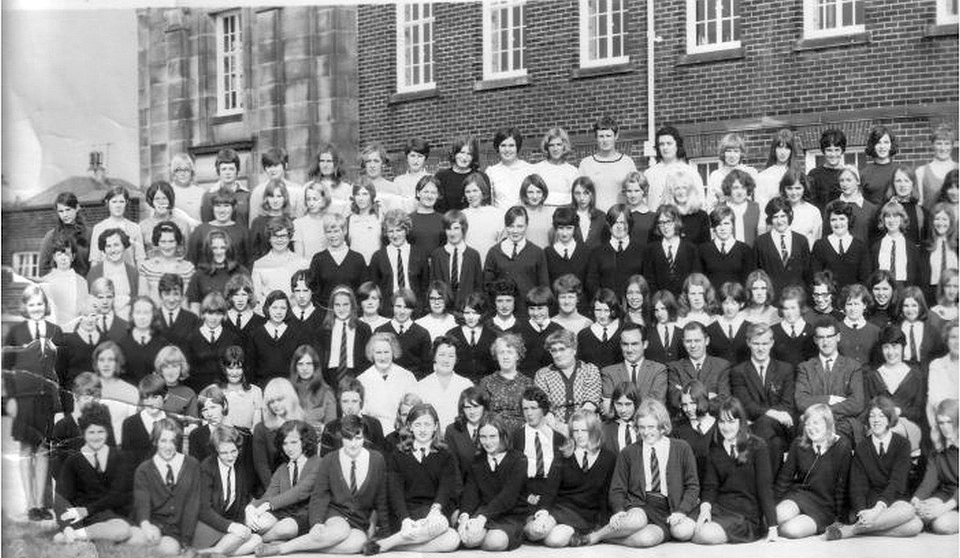 Morecambe Grammar School 1963 To 1970 Photos 1968