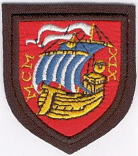 Morecambe Grammar School Badge